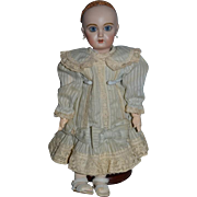 Wonderful Doll Dress For Cabinet Size Bisque Doll French Artist Doll NOT Included