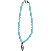 Wonderful Beaded Necklace w/ Drop For Fashion Doll