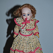 Antique Doll Bisque Cabinet Sweet Doll