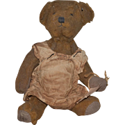 Sweet Artist Teddy Bear Alta Doll Mary Alice Cochran Jointed Signed & Numbered