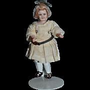 Vintage Doll Artist Doll Miniature Dollhouse Character