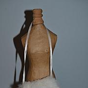 Wonderful Doll Fur Muff Unusual