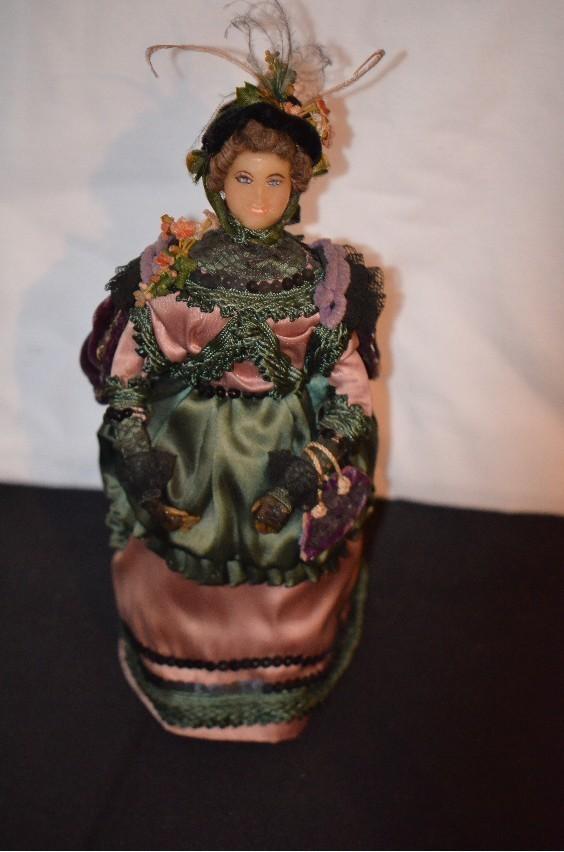 Vintage Doll Wax Fab Clothes