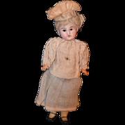 Antique Doll Bisque Miniature Dollhouse