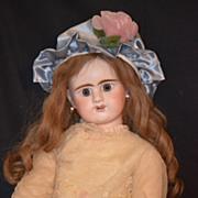 Antique Doll Etienne Denaumur Bisque French Bebe BIG ED