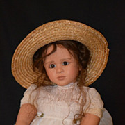 Vintage Doll Ruth Treffeisen GORGEOUS Original Clothes