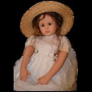 Vintage Doll Ruth Treffeisen GORGEOUS Original Clothes