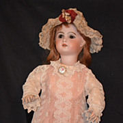 Antique Doll French Bisque Jumeau Gorgeous