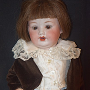 Antique Doll Bisque PM 914  Toddler Character