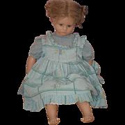 Vintage Doll Annette Himstedt Barefoot Doll Kathe In Box