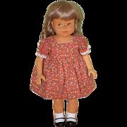Vintage Doll RARE Wood Carved Beckett Originals Signed One of A Kind