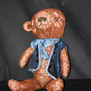Bearable Bears Original Artist Teddy Bear Adorable for Doll English