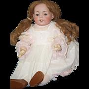 Antique Doll Bisque Kammer Reinhardt Simon Halbig 122 Toddler