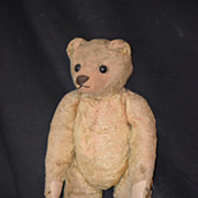Old Teddy Bear Hump Back Mohair Jointed Wonderful
