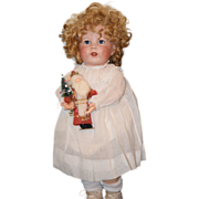 Antique Doll French Bisque TWIRP Character 251 SFBJ Original Toddler Baby