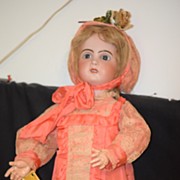 Antique Doll French Bisque Jumeau 1907 Gorgeous