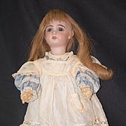Antique Doll French Bisque Walker Doll Wonderful Jumeau