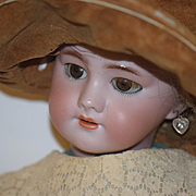 Antique Doll DEP Bisque Doll Gorgeous Sweetie!