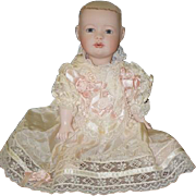 Doll Bisque UFDC Helen M Carr Baby Doll