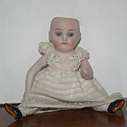 Antique Doll All Bisque Miniature Kestner 208 Dollhouse