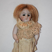 Antique Doll Bisque Miniature Kestner Dollhouse