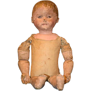 Antique Doll Martha Chase Oil Cloth