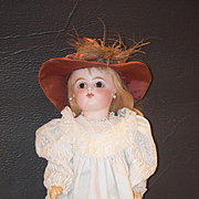 Antique Doll French Bisque Eden Bebe GORGEOUS Wonderful Clothes