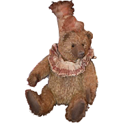 Vintage Teddy Bear Artist English Jointed Norbeary