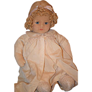 Vintage Doll Cloth Solite Alexander Original Clothing Sweet Rag Doll