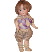 Antique Doll Heubach Koppelsdorf Bisque Adorable Toddler