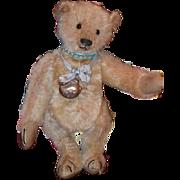 Vintage Teddy Bear Dany- Baren Mohair Artist Bear Jointed Doll Friend German Artist Maker