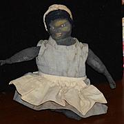 Antique Doll Cloth Doll Rag Doll Folk Art Primitive
