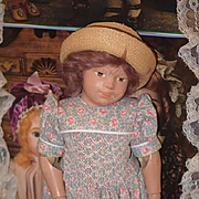 Antique Doll Schoenhut Wood Character