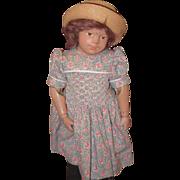 Antique Doll Schoenhut Wood Character