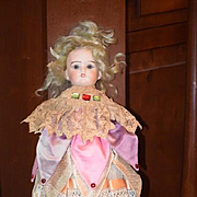 Antique Doll Bisque Marriott Toy