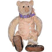 Wonderful Teddy Bear Dany-Baren Mohair Artist Bear Jointed Adorable