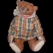 Wonderful Teddy Bear Bell Bears Designs Artist Bear Jointed Mohair Wonderful