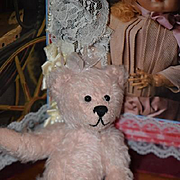 Wonderful Teddy Bear Artist New Born Teddy Signed