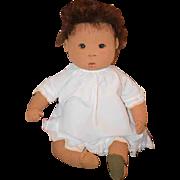Vintage Doll Dianne Dengel Cloth Doll Character W/ Tag Artist