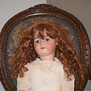 """Antique Doll Bisque Simon & Halbig 1079 28"""" Tall Beautiful Simon & Halbig"""