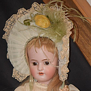 Antique Doll Heinrich Handwerck Simon & Halbig Bisque Doll  Pretty