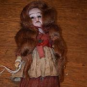 Antique Doll Miniature Dollhouse Original Factory Clothing
