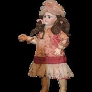 Antique Doll French Bisque Etienne Denamur Gorgeous E D Doll Depose