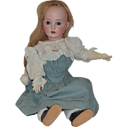 Antique Doll Bisque Head Revalo Sweet Doll