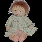 Vintage Doll Dianne Dengel Character Artist Doll Signed