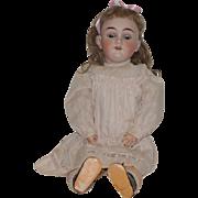 Antique Doll Beautiful German Bisque Child Max Handwerck