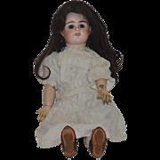 Antique Doll Etienne Denaumur ED French Bisque Walker Body SWEET!