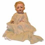 Antique Doll Bisque Baby Kestner Sammie All Bisque