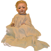 Antique Doll Bisque Baby Kestner Sammie All Bisque