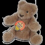 Vintage Steiff Teddy Bear Miniature Mohair